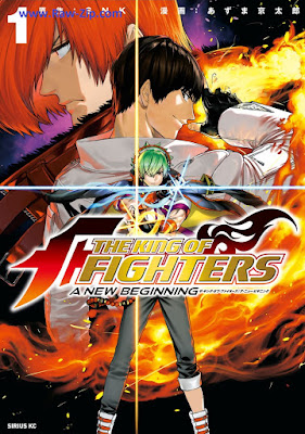[Manga] THE KING OF FIGHTERS ~A NEW BEGINNING~ 第01-06巻