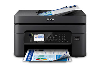 Epson WorkForce WF-2850 Drivers Download, Review, Price