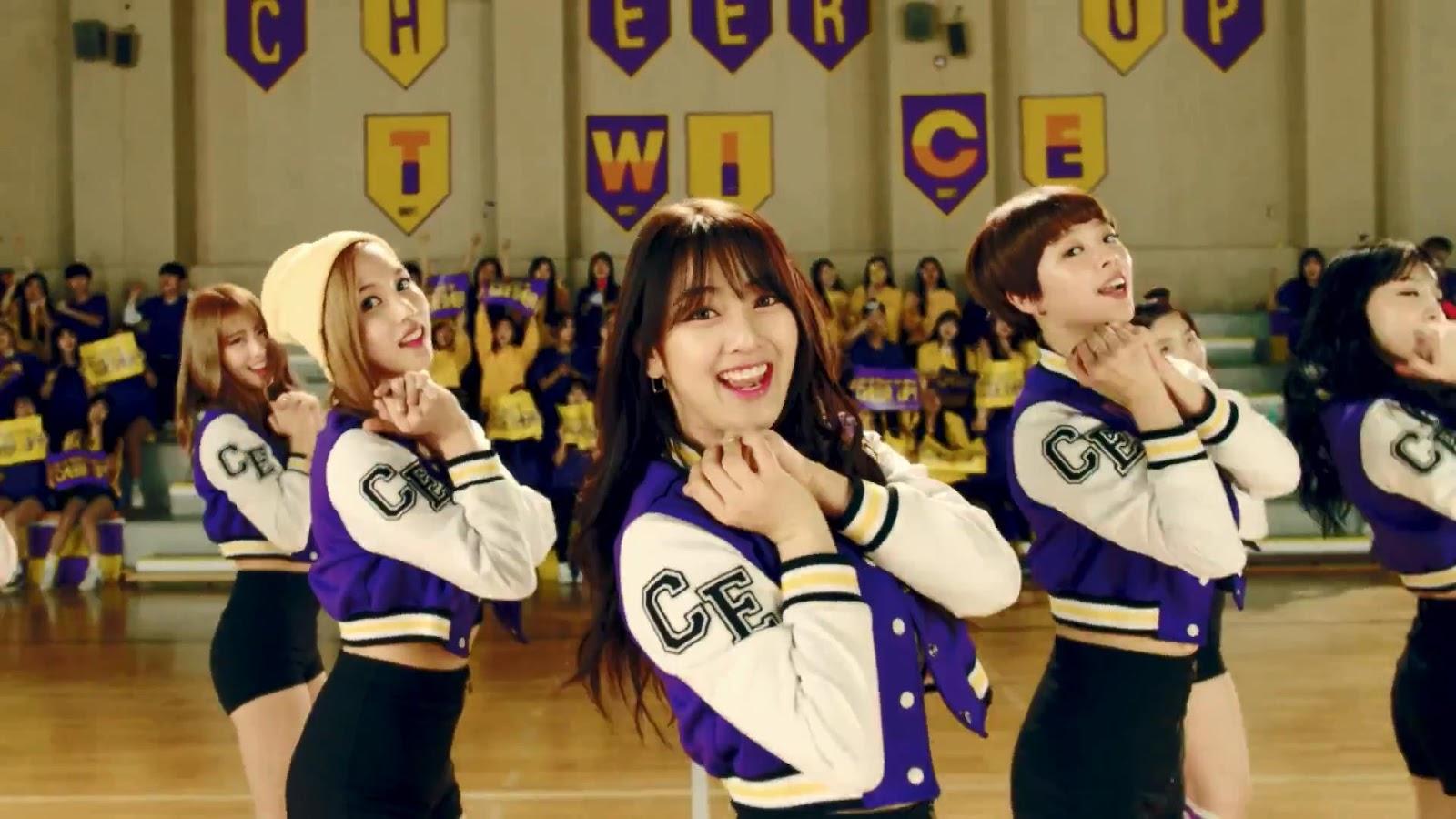 Twice Cheer Up