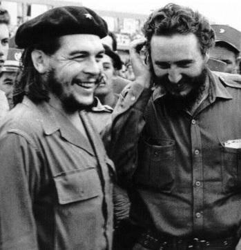 Foto de Fidel Castro junto a su ex amigo