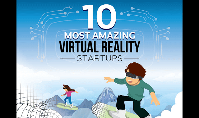 10 Most Amazing Virtual Reality Startups!