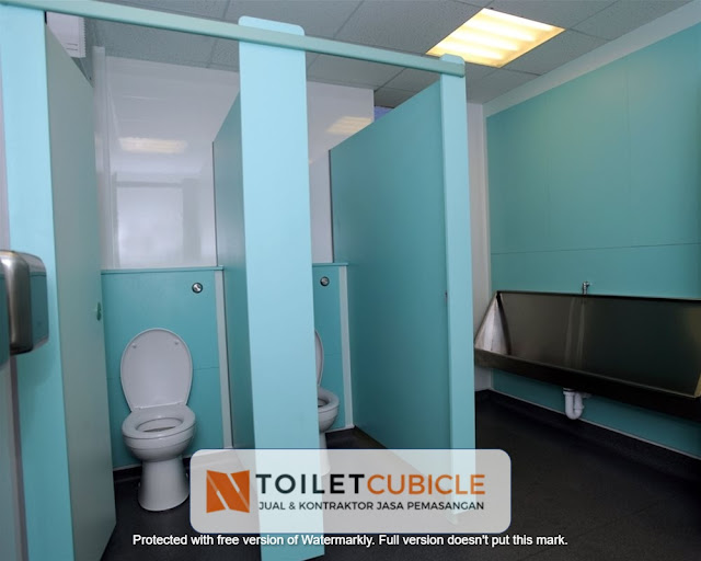 harga toilet cubicle sekolah Pati
