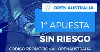 Paston promoción Open Australia 2018