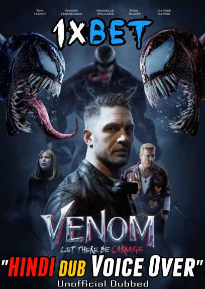 Venom Let There Be Carnage 2021 250MB CamRip Hindi [Voice Over]