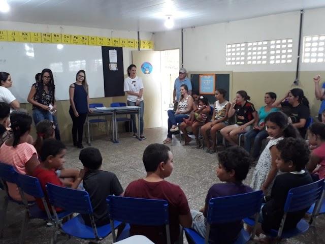 CRAS 3 inicia serviços no Distrito de São Severino