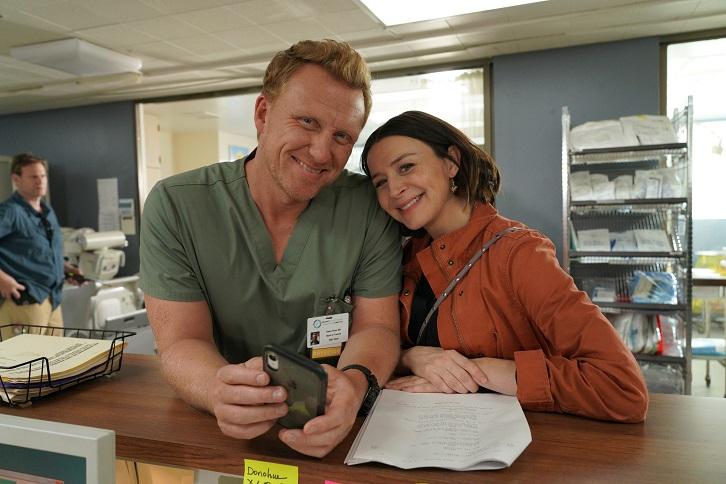 Grey's Anatomy - Episode 16.07 - Papa Don't Preach - Promo, Sneak Peek, Promotional Photos + Press Release