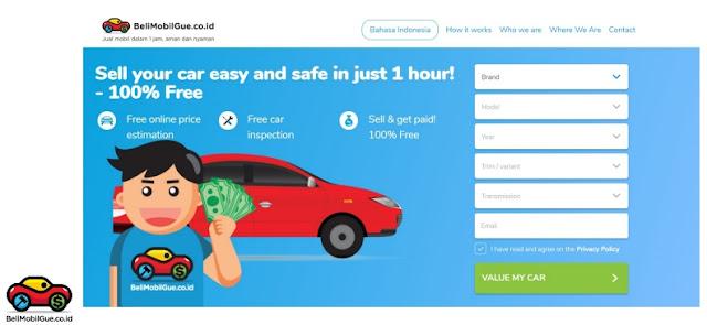 Jual Mobil Bekas Mudah Terpercaya Di BeliMobilGue.co.id