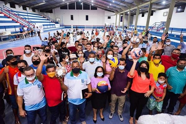 Valorização do Esporte: Liga Esportiva e Prefeitura de Chapadinha realizarão I Campeonato Prata da Casa