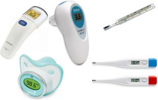Termometer klinis
