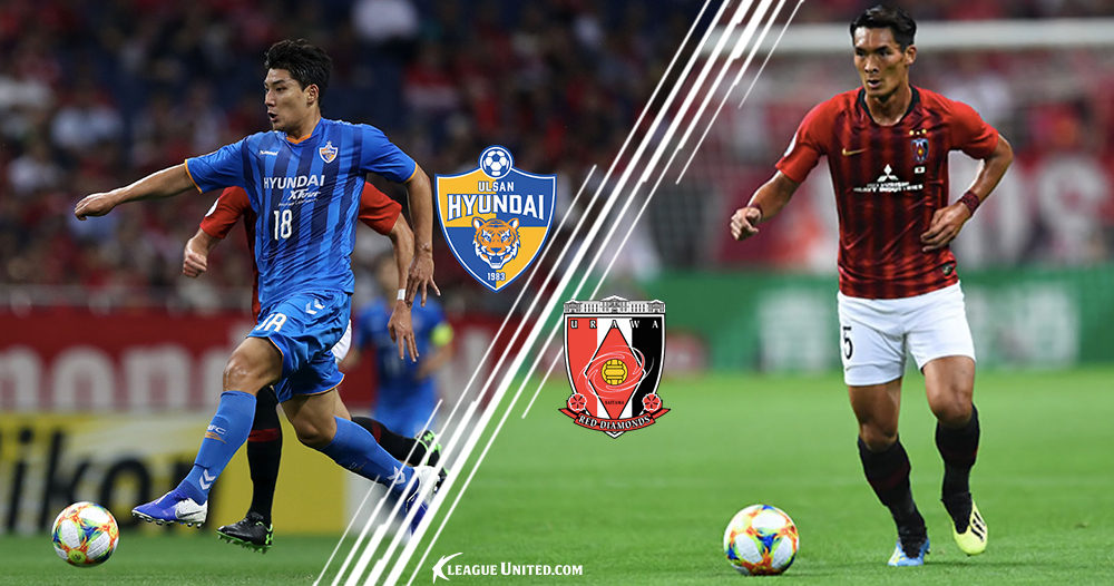 ACL Preview: Ulsan Hyundai vs.  Urawa Red Diamonds