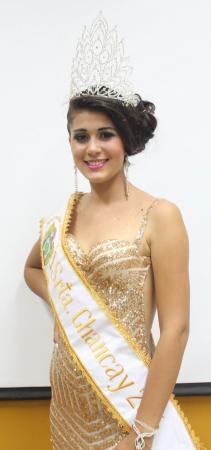 Señorita Chancay 2016