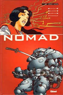 Nomad Tome 2 editions Glénat