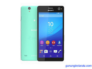Cara Flashing Sony Xperia C4 Dual (E5333) Via Flashtool