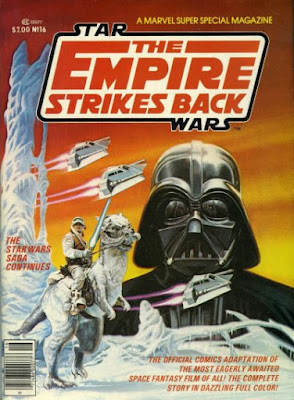 The Empire Strikes Back, Marvel Super Special Magazine
