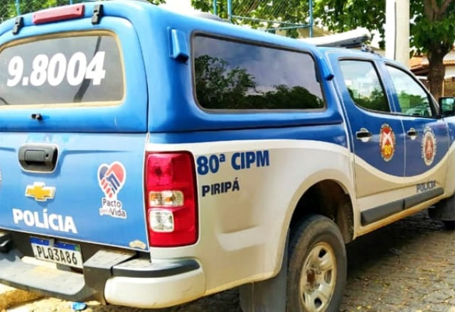 Homem é morto a facadas em Piripá