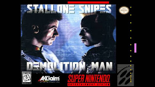Demolition Man (BR) [ SNES ]