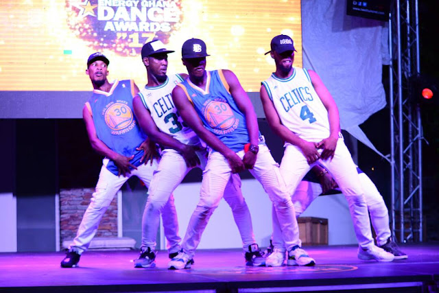 Scores Thrilled at Rush Energy Ghana Dance Awards 2017 Nominees Jam
