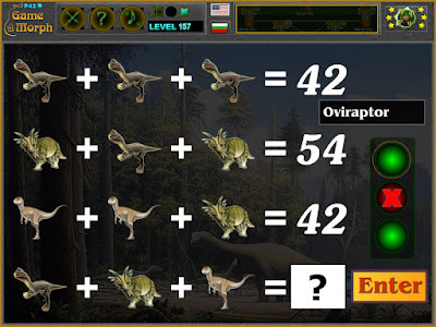 Math Dinosaurs