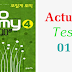 Listening Actual Test 1 Economy TOEIC Volume 4