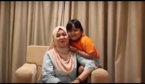 Video: Testimoni bunda Rizki Dwi Priyatini, orang tua siswa ananda Azka