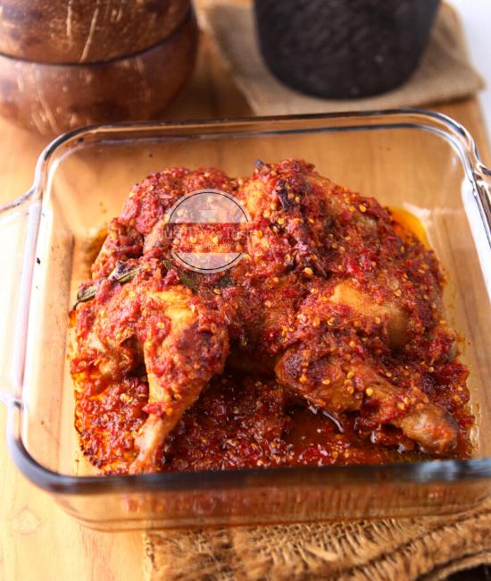 Resep Ayam Panggang Taliwang JTT