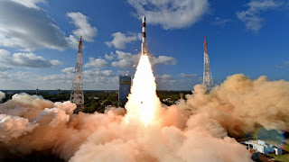 ISRO to Launch GISAT-1 on 5th March