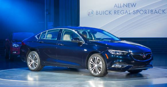 2018 Buick Regal Sportback Review and Price and Performance Design