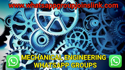 Whatsapp Group For Mechanical Engineers: Join Mechanical Engineering Whatsapp Group Joins Link 2019