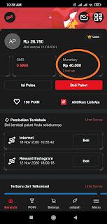 Cara Menggunakan Extra Pulsa Telkomsel