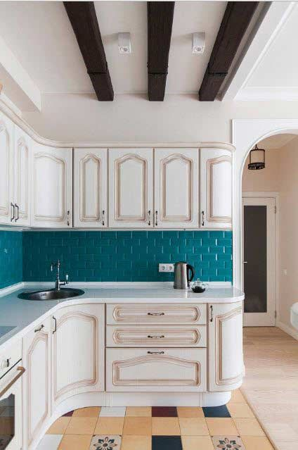 Colorful Kitchens You Need To Try