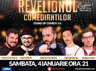 Stand-Up Comedy 2020 Ianuarie