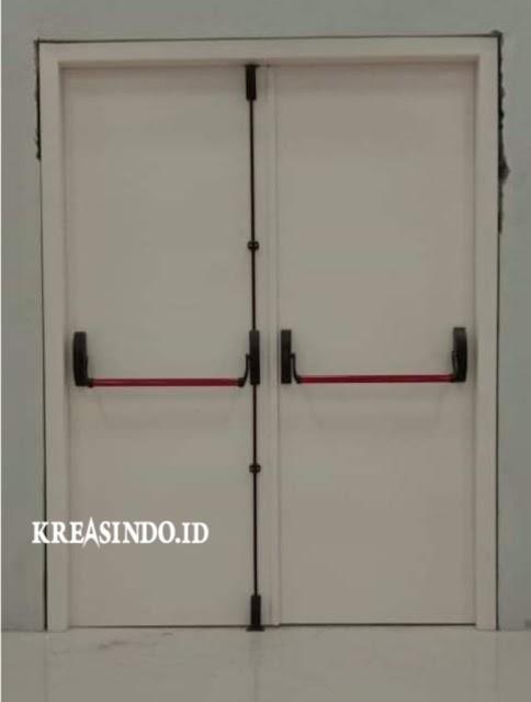 Harga Pintu Darurat || Pintu Emergency || Pintu Exit || Pintu Studio Kedap Suara