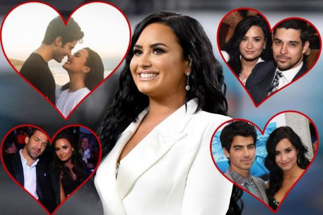 Demi Lovato  Affairs,  Boyfriend
