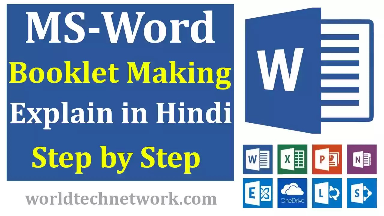 how-to-make-booklet-in-word, how to make a booklet in word,  how to create a book with chapters in word,  How do you print a Word document as a booklet, How do I format a Word document into a booklet