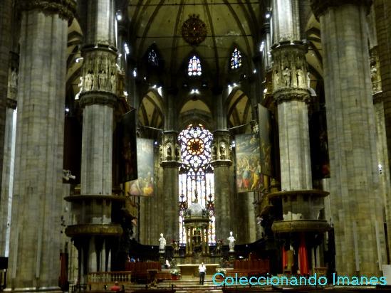 Cripta del Duomo de Milán