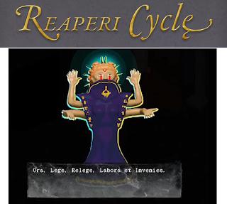 Reaperi Cycle, les différentes news Dd