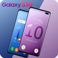 Themes for samsung S10: S10 launcher and wallpaper Apk for Android