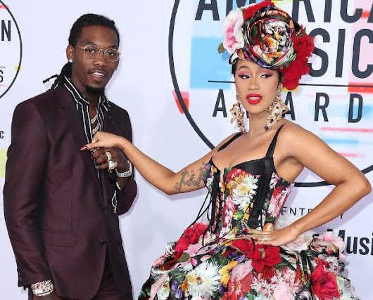 (Video)shocking announcement From Cardib About Her Husband | ProIbweb