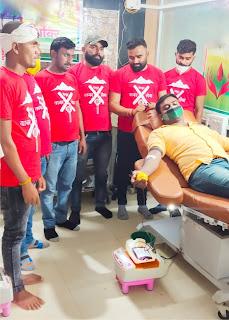 जनसहयोग के लिये देवदूत वानर सेना सबसे अग्रणीः अतुल सिंह | #NayaSaberaNetwork