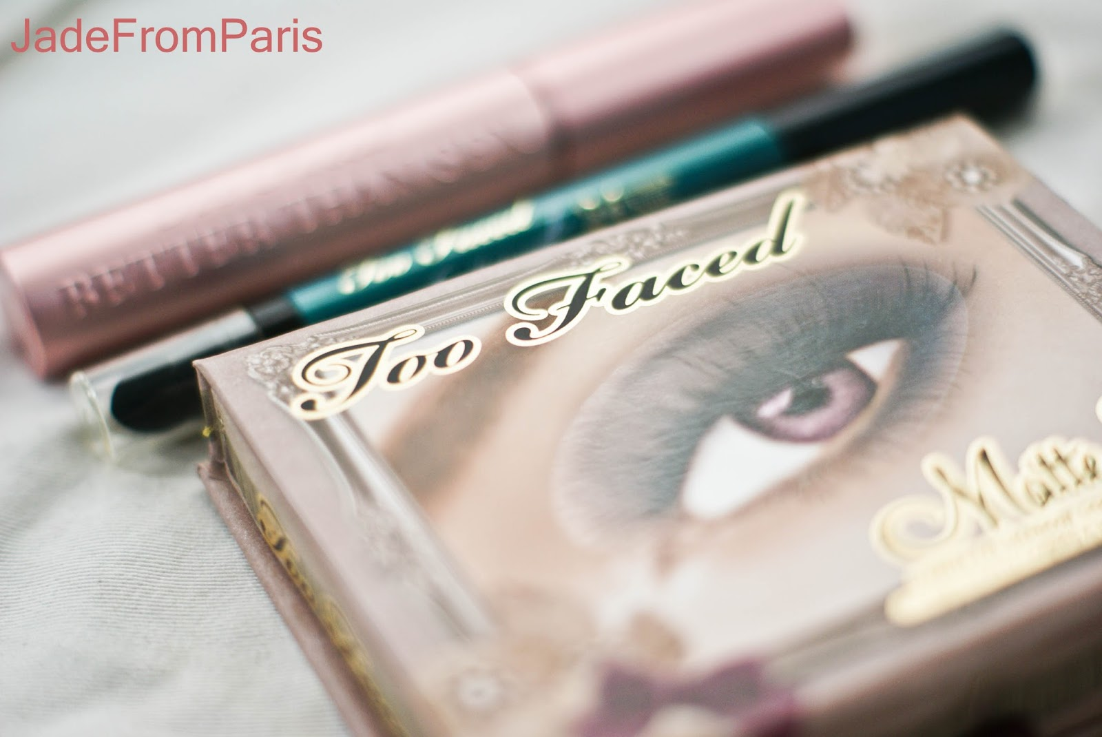 too faced chocolat