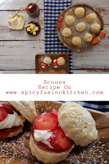 scones, tea time, baked, recipe, scones recipe, food, food blogger, food pictures, food photography, food flatlay, sweet, dessert, baked dessert, spicy fusion kitchen, sweet, pinterest, pinterest food