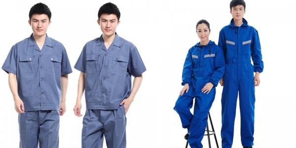 Mẫu đồng phục bảo hộ lao động 21