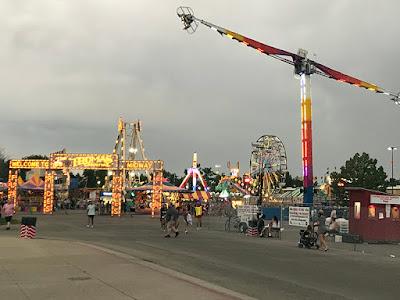 Montana State Fair Entrance