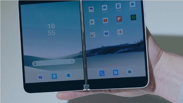 مايكروسوفت تطلق Surface Duo للبيع في 10 من شهر سبتمبر بسعر 1399 دولار
