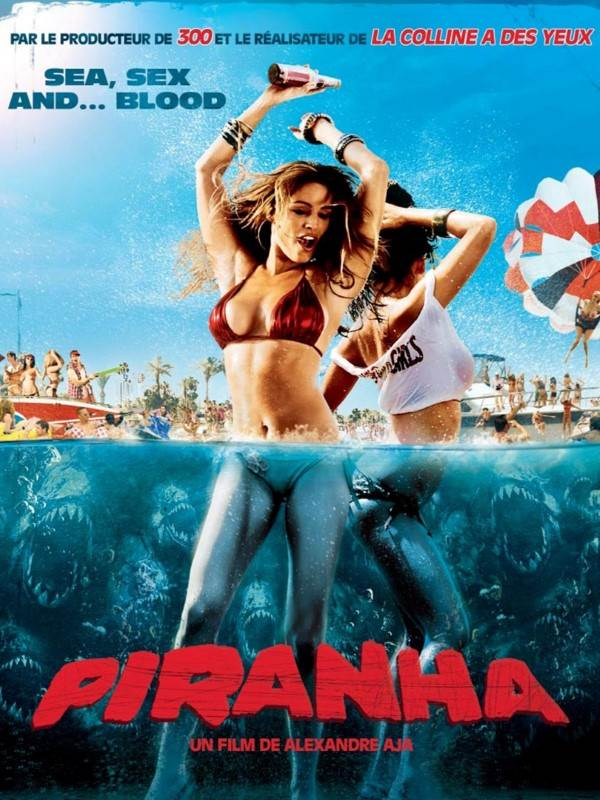 Piranha 3D (2010) Dual Audio Hindi 300MB BluRay 480p