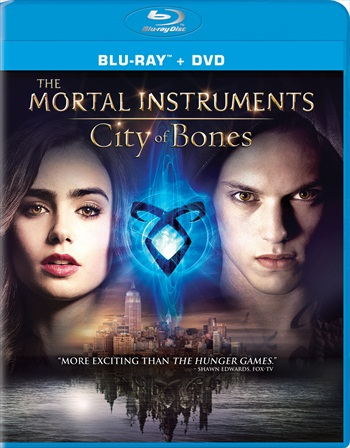 The Mortal Instruments City Of Bones 2013 Dual Audio Hindi 720p BluRay 1.1GB