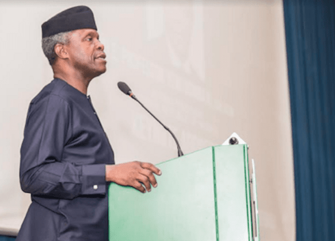 Acting President Yemi Osinbajo has directed the Inspector General of Police, Ibrahim Idris, to immediately overhaul the management and activities of the Special Anti-Robbery Squad (SARS).