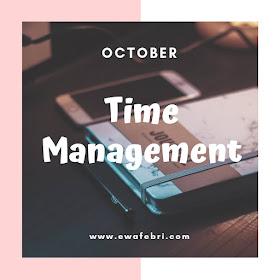 12 Months Bujo challenge October by ewafebri