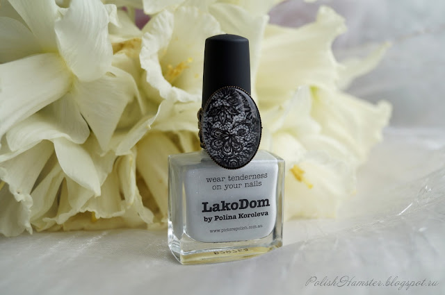 Picture Polish LakoDom и стемпинг Dana 2