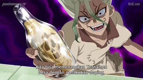 Dr. Stone Episode 13 Subtitle Indonesia
